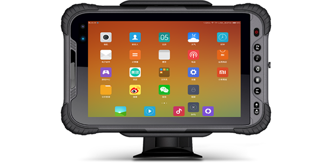 8 inch Android 7 rugged tablet T5