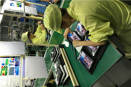 10.1 ruggedized tablet factory