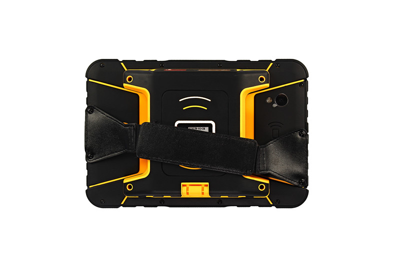 Best tablet for outdoor use RuggedT T3 with handstrap