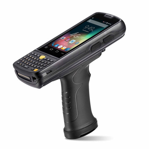 Rugged Handheld RuggedT H2 with scan trigger