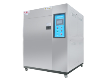 High and low temperature testing machine to evaluate the ruggedness of rugged devices