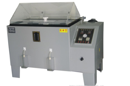 Salt spray tester to evaluate the ruggedness of rugged devices