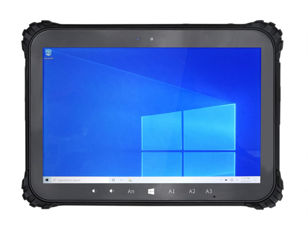 RuggedT 10.1 inch Windows Rugged Tablet T10