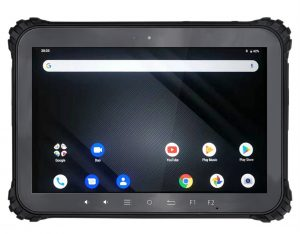 Rugged tablet T10
