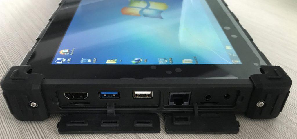Industrial LinuxTablet RuggedT T1001