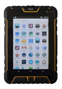Best rugged tablet RuggedT T3