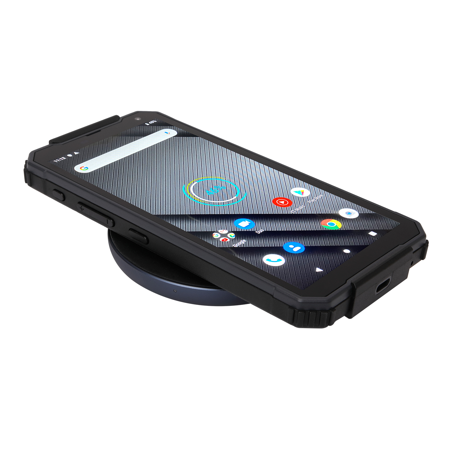 RuggedT H7 with wireless charging