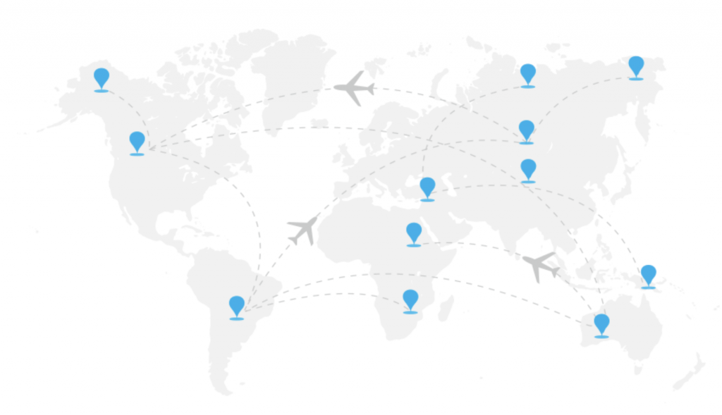 Map Rugged Tech